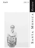 Santa Monica Review cover F2013